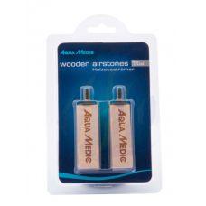 Распылитель воздуха для аквариума Aqua-Medic Wooden airstone (мелкопористая липа) 2шт