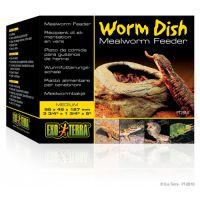 Кормушка для рептилий Hagen Exo Terra WORM DISH Mealworm Feeder PT2816