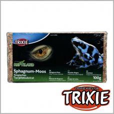 Грунт для террариума торфяной мох Trixie Sphagnum-Moss 100g 76158