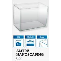Аквариум 30 литров Amtra NanoSCAPING 35 (Ultra clear glass)