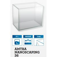 Аквариум 21 литр Amtra NanoSCAPING 36 (Ultra clear glass)