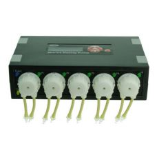 Дозатор удобрений четырехканальный Aqua Nova NMDP-5 5x70 мл/м