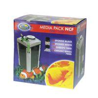 Набор наполнителей для внешнего фильтра Aqua Nova MPACK 1000-1500