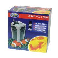 Набор наполнителей для внешнего фильтра Aqua Nova MPACK 2000