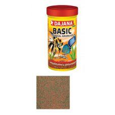 Корм для всех видов рыб в гранулах Dajana BASIC TROPICAL GRANULES 100 мл