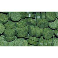 Корм растительный для сомов (развес) Dajana SPIRULINA Tablets 10 г