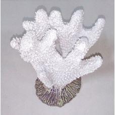 Декорация для аквариума DoPhin Коралл белый 13см, 292A