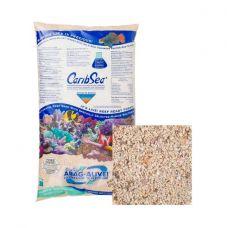 Живой песок для морского аквариума CaribSea Fiji Pink 9кг