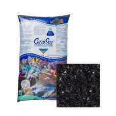 Живой песок для морского аквариума CaribSea Hawaii Black 9кг