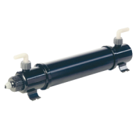 Внешний ультрафиолетовый стерилизатор для аквариума Deltec UV 1x20 Watt