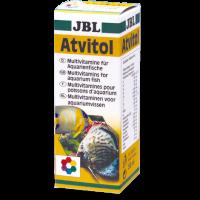Мультивитамины в каплях для аквариумных рыб JBL Atvitol 50мл 20300