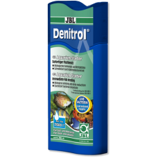 JBL Denitrol 100мл (бактерии для запуска аквариума) 23061