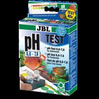 Тест JBL pH 6,0-7,6  на кислотность 25346
