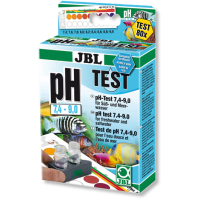 Тест JBL pH 7,4-9,0  на кислотность 25348