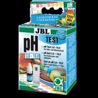 Тест JBL pH 3,0-10,0  на кислотность 25342