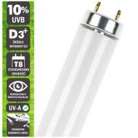 Лампа для пустынных террариумов Т8 Komodo Desert SunLight UVB10.0 18Вт 59см 82294