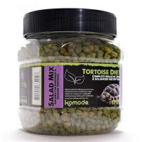 Корм для черепах в гранулах Komodo Tortoise Diet Salad Mix 170г