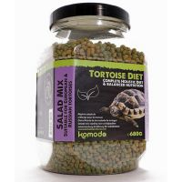 Корм для черепах в гранулах Komodo Tortoise Diet Salad Mix 680г