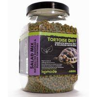 Корм для черепах в гранулах Komodo Tortoise Diet Salad Mix 680г