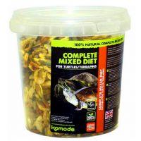 Корм для водных черепах Komodo Complete Diet for Turtles 240г