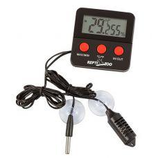Гигрометр-термометр цифровой для рептилий Repti-Zoo SH124