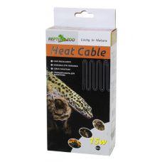 Греющий кабель для террариума Repti-Zoo Heat Cable 15W 4м