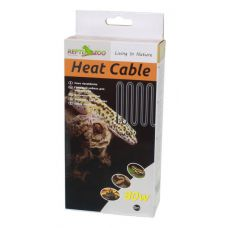 Греющий кабель для террариума Repti-Zoo Heat Cable 80W 9м