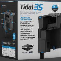 Навесной фильтр для аквариума SEACHEM TIDAL 35
