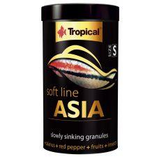 Корм Tropical Soft Line ASIA S для всех видов рыб (гранулы) 250мл 67714