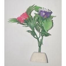 Пластиковое растение для аквариума CW-2901