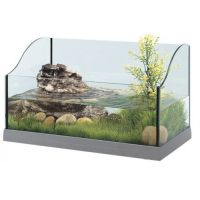 Аквариум для черепах 80 л волна комплект (максимальный)