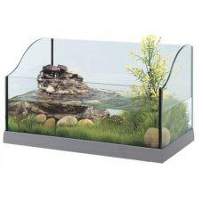 Аквариум для черепахи 40л волна комплект