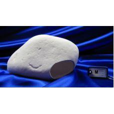 Камень с отверстиями керамический (белая глина) Е12008m