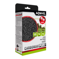 Наполнитель Aquael Carbo MAX Pro активированный уголь 1л 106615