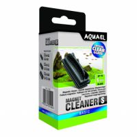 Магнитный скребок для чистки стенок аквариума Aquael MAGNETIC CLEANER S до 6mm 114889