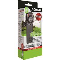 Нагреватель для аквариума погружной пластиковый Aquael EASYHEATER 50W 103198