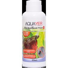 Удо Ермолаева AQUAYER АкваБактол 60 мл (от бактериальных инфекций)