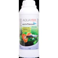 Удо Ермолаева AQUAYER АнтиТоксин Vita 1 л (устраняет хлор и металлы + заживление ран)