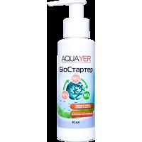 Удо Ермолаева AQUAYER Биостартер 90 мл (бактерии для запуска аквариума)