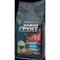 Удо Ермолаева AQUAYER Грунт - субстрат для аквариумных растений (Живой грунт) 5 л