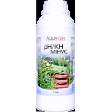 Удо Ермолаева AQUAYER pH/KH минус 1л (препарат для понижения кислотности и жесткости)