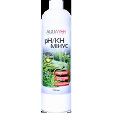 Удо Ермолаева AQUAYER pH/KH минус 500 мл (препарат для понижения кислотности и жесткости)