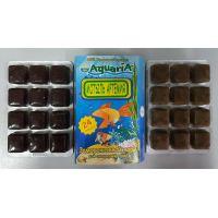 Замороженный корм Aquaria Мотыль-АРТЕМИЯ (блистер) ( от 10 до 19шт - 10% от 20шт - 20% ) Любого наименования!