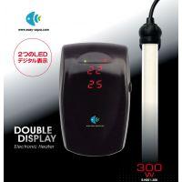 Нагреватель для аквариума погружной с цифровым дисплеем Easy Aqua Double Display 300W