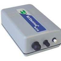 Компрессор для аквариума внешний одноканальный на батарейках RS-Electrical RS-212 1 L/min