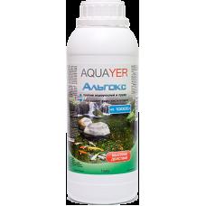 Удо Ермолаева AQUAYER Альгокс 1 л (от водорослей в пруду)