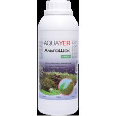 Удо Ермолаева AQUAYER АльгоШок 1 л (от нитчатых водорослей и цветения воды)