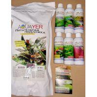 Удо Ермолаева AQUAYER набор для запуска растительного аквариума до 100 литров