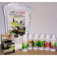 Удо Ермолаева AQUAYER набор для запуска растительного аквариума до 50 литров