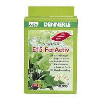 Железосодержащее удобрение длительного действия в таблетках DENNERLE E15 FerActiv, 10 шт 4548